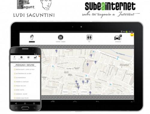 app de los Ludi Saguntini