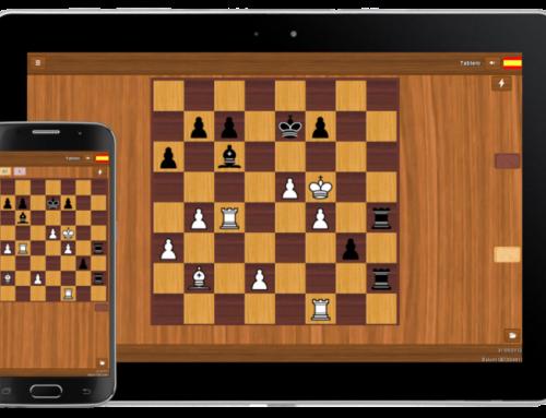 Lanzamos Chess a day, tu nueva app para jugar al ajedrez